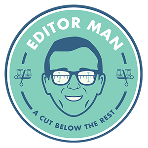 EDITOR MAN